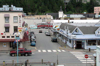 Is this Orlando? ---  No, it's Ketchikan