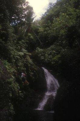 Wigmore Waterfall