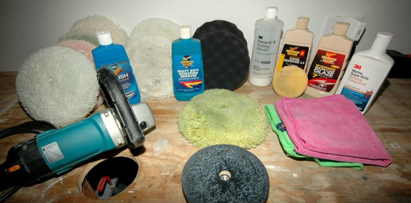 Buffing Supplies