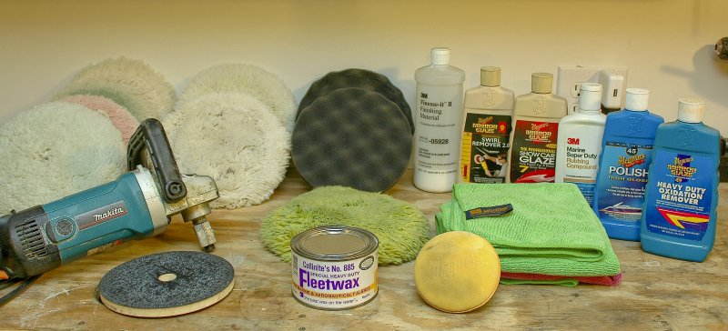 The Products, Pads & Buffer
