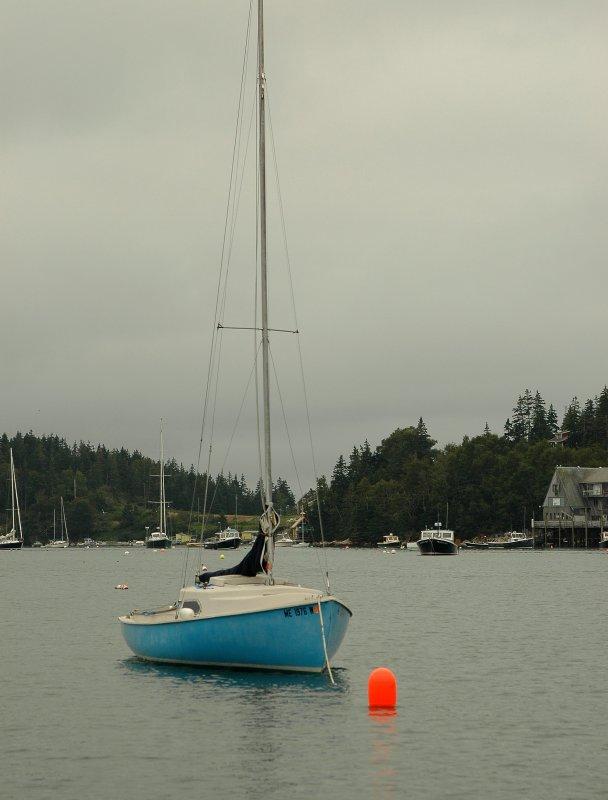 ODay Mariner - Burnt Coat Harbor