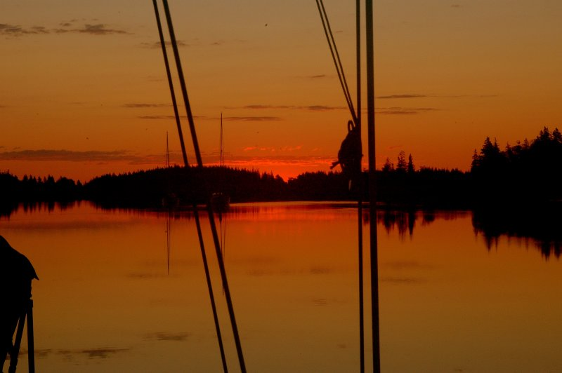 Sunrise At Seal Bay