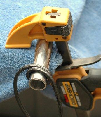 Scrap Tubing As A Cutting Jig