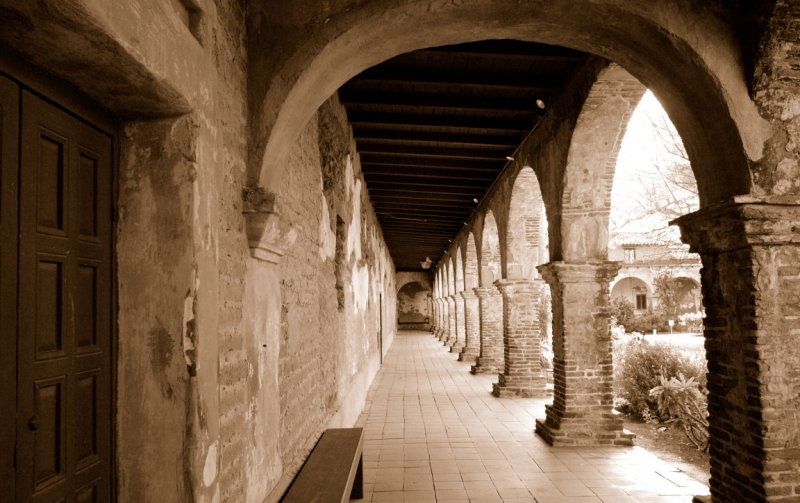 Archway - Photo 4 (Sepia)