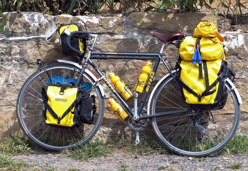 140  Rod - Touring Maryland - Miyata 1000LT touring bike