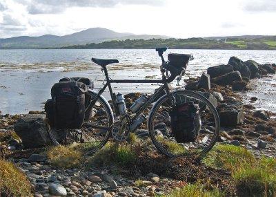 126  Graham - Touring Ireland - Dawes Super Galaxy touring bike
