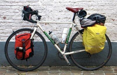 144  Kevin - Touring Belgium - Lemond Poprad touring bike