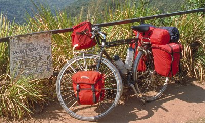 161  Paul - Touring through Zimbabwe - Koga World Traveler touring bike