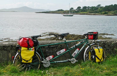 167  Stuart & Dawn - Touring Ireland - Thorn Adventure touring bike