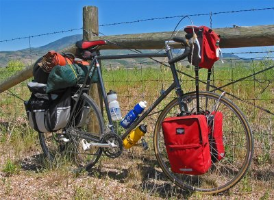 191  Scott - Touring Utah - Specialized Expedition touring bike