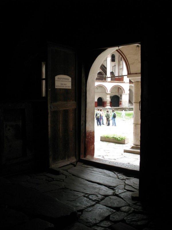 Rila monastery - Monastère de Rila