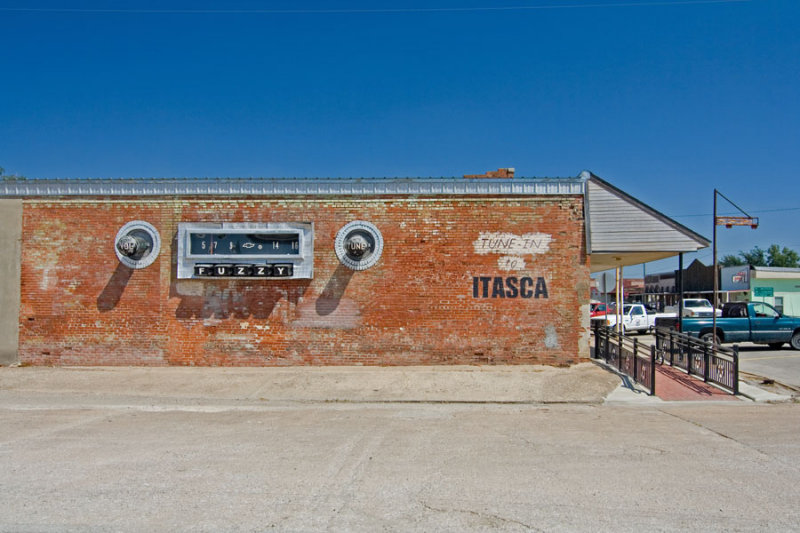 Itasca, TX music store