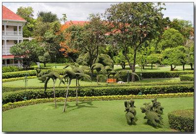 Sofitel Central Hua Hin Resort garden