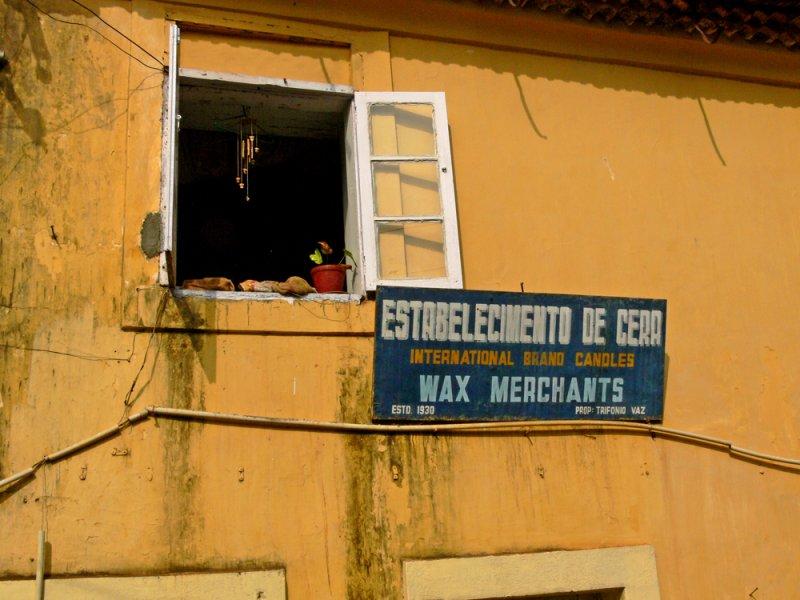 Wax merchants