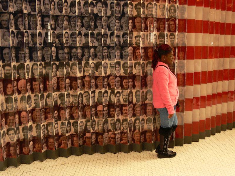 All immigrants - Ellis Island