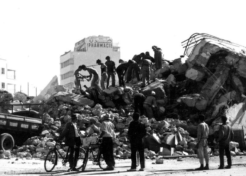 Agadir earthquake  19