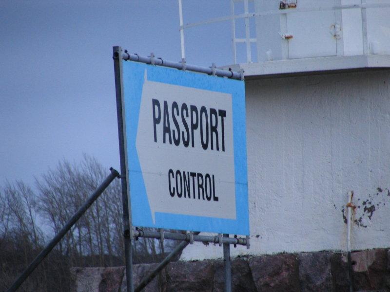 Passport Control
