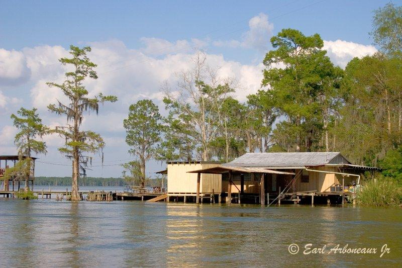 Lake Verret Camp