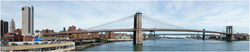 Brooklyn Bridge Pano 2