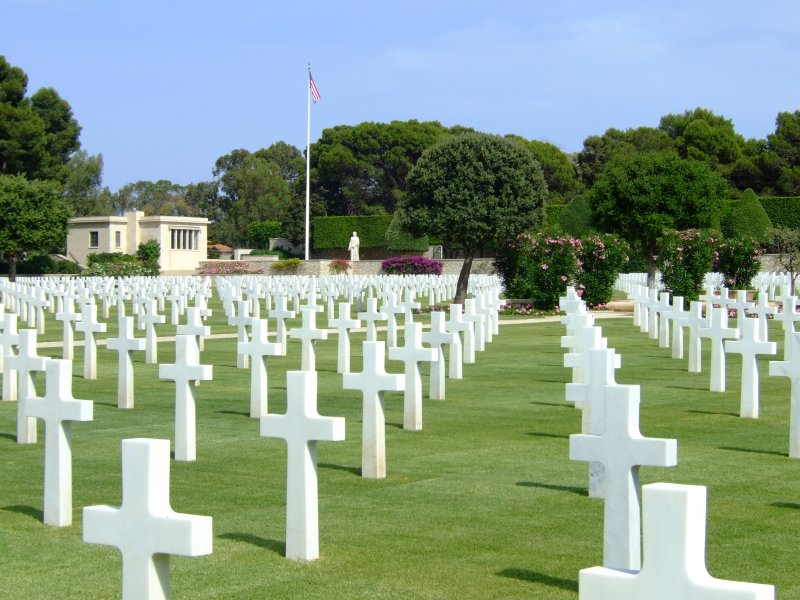North Africa American Cemetery