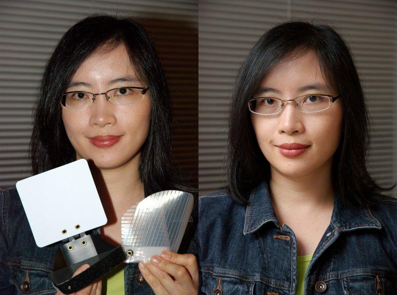 Flash portraits - a comparison
