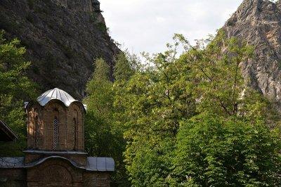 Matka - Sv Andreja Church