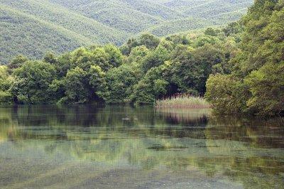 Source of the Drim River, Sveti Naum