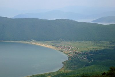 Prespa Lake, from Galičica