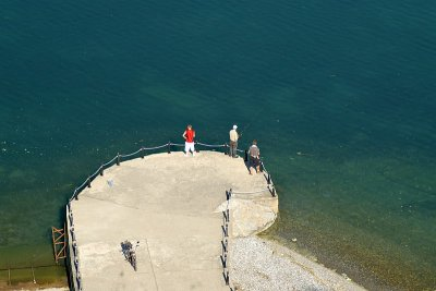 Fishing at Kališta