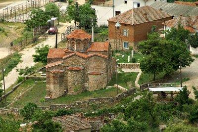 Sv Dimitrie Church, Varoš