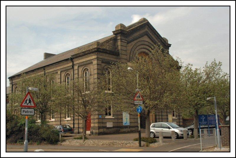 Chapelfied  Methodist Church.