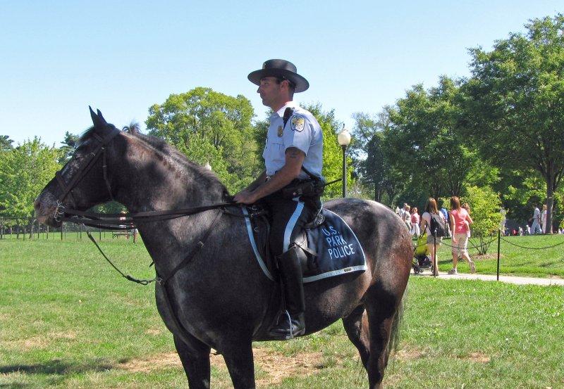 National Park police