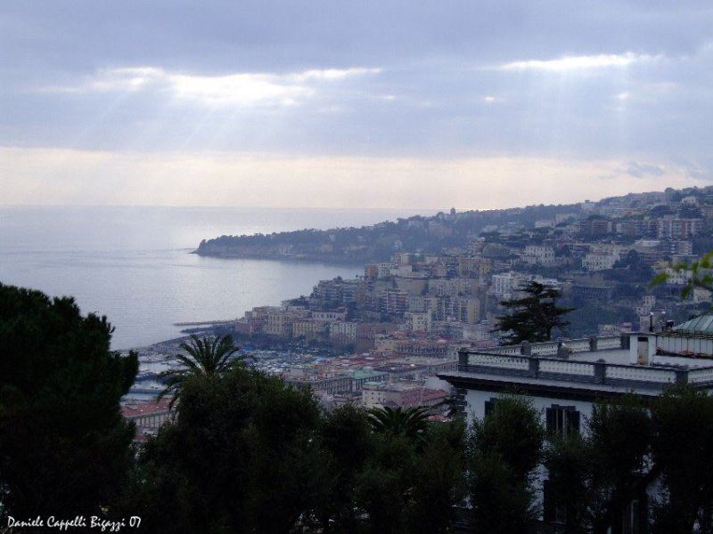 View from Claudias