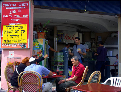 Middle East Favourite The Felafel Stand