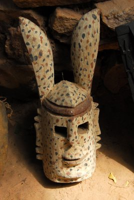 Dogon mask for sale, Tereli
