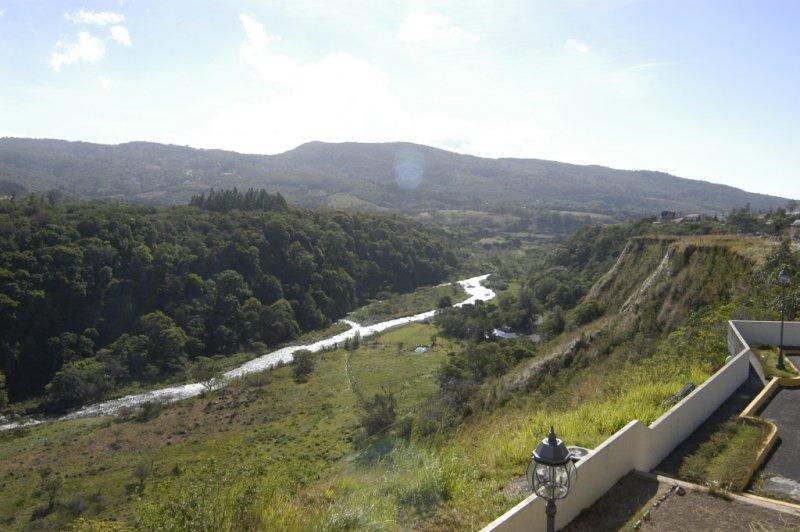 Mountainouse view