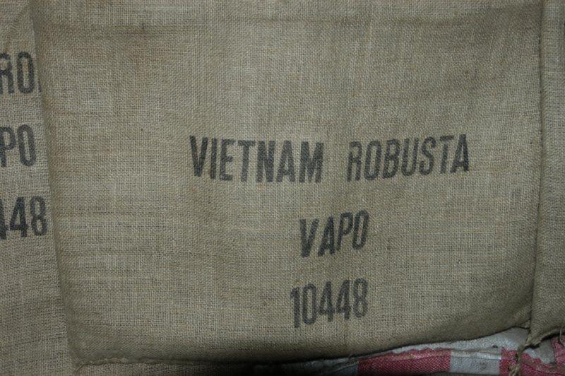 Coffee sack from Viet Nam