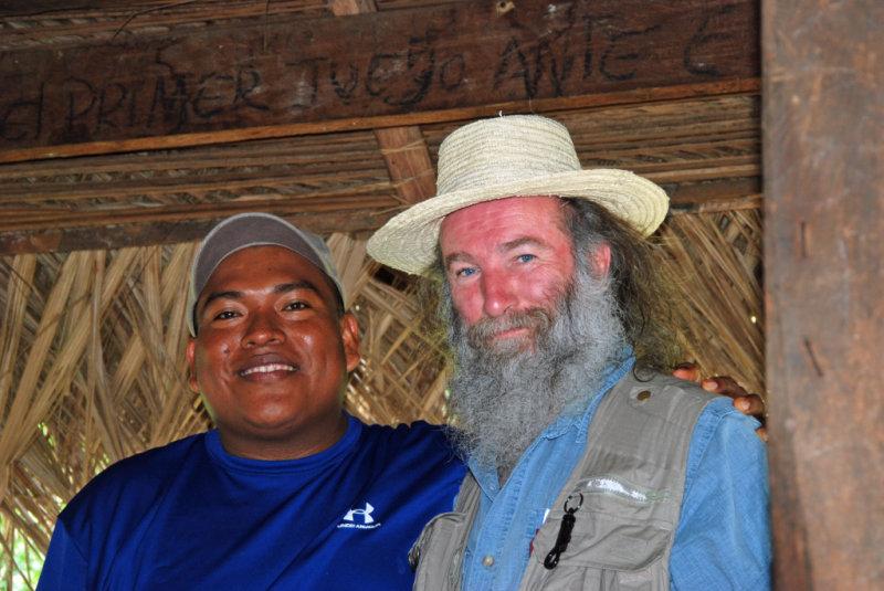 Village Chief & Bill