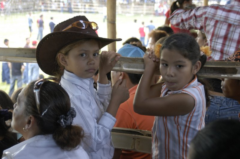 Children at the Rodeo