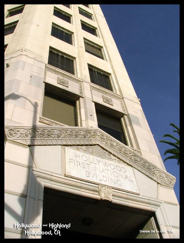 Where Batman was orginally filmed.