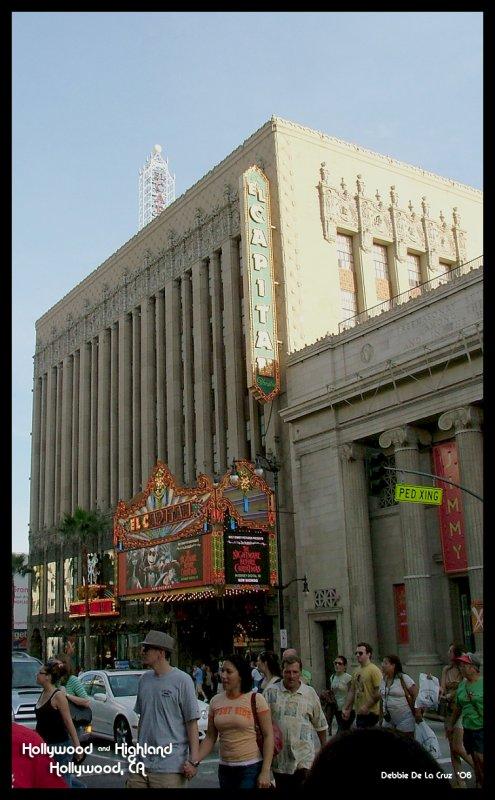 Captian Theatre building