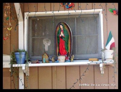 My neighbors window