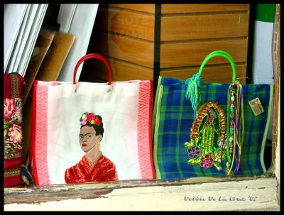 Frida and the Virgen