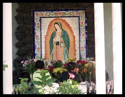 Virgen de Guadalupe, Van Nuys.