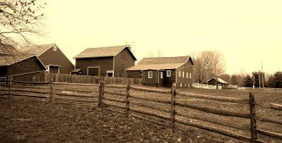 The farm down the road ....