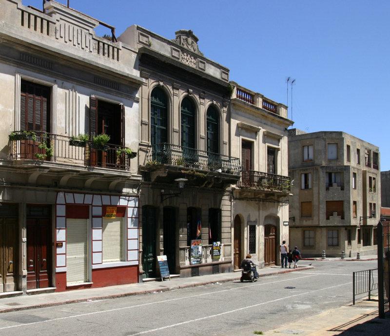 Montevideo OldTown at Siesta