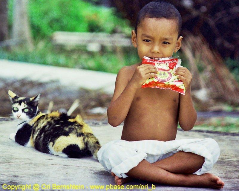 Kho Phi Phi , Thailand , 1995