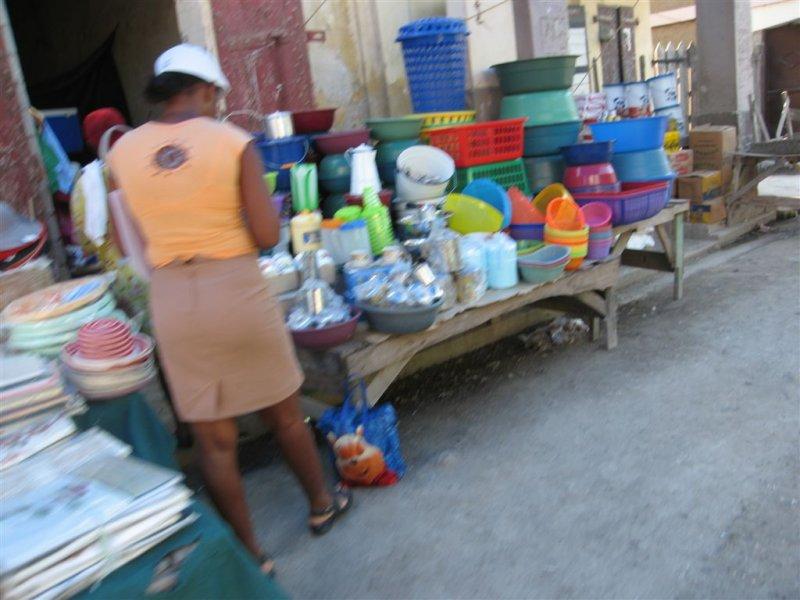side walk market sale