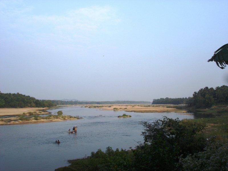Thirumittakkode Bharathapuzha river.JPG