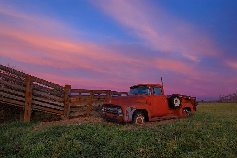 56 Ford Sunrise